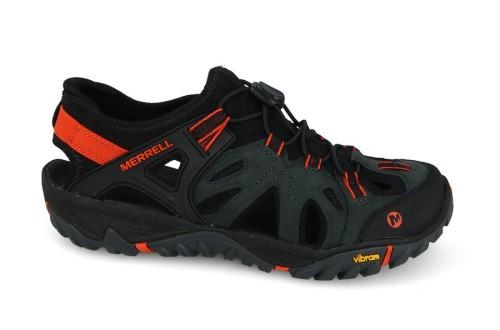 נעליים מירל לגברים Merrell All Out Blaze Sieve - שחור