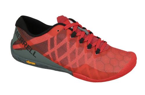 נעליים מירל לגברים Merrell VAPOR GLOVE 3 - אדום