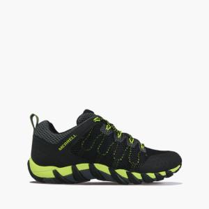 נעלי טיולים מירל לגברים Merrell Waterpro Maipo - שחור/צהוב
