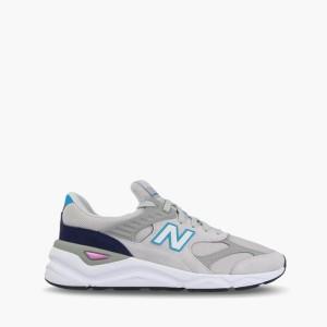 נעליים ניו באלאנס לגברים New Balance MSX90 - לבן/אפור