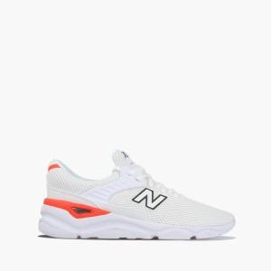 נעליים ניו באלאנס לגברים New Balance MSX90 - לבן/כתום