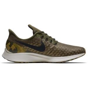 נעליים נייק לגברים Nike Air Zoom Pegasus 35 GPX - חום