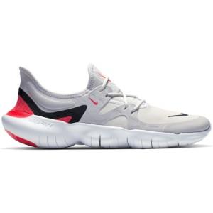 נעליים נייק לגברים Nike Free RN 5 - אפור