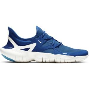 נעליים נייק לגברים Nike Free RN 5 - כחול