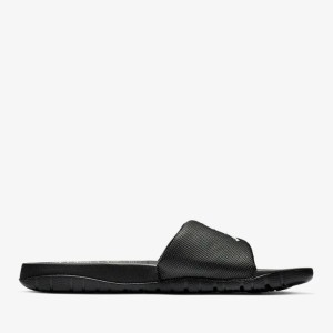 כפכפים נייק לגברים Nike Jordan Break Slide - שחור
