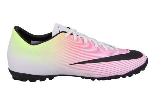 נעליים נייק לגברים Nike MERCURIAL VICTORY V TF - לבן