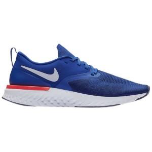 נעליים נייק לגברים Nike Odyssey React 2 Flyknit - כחול