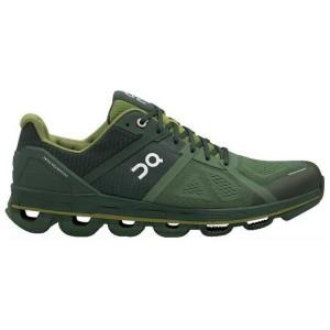 נעליים און לגברים On Cloudace - ירוק