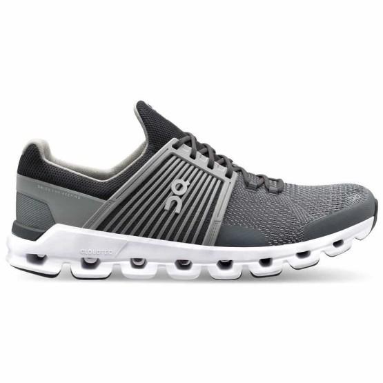 נעליים און לגברים On Cloudswift - אפור