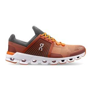 נעליים און לגברים On Cloudswift - כתום