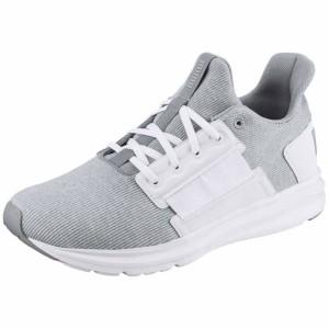 נעליים פומה לגברים PUMA Enzo Street Knit Interest - אפור