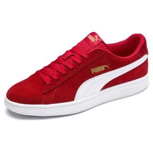 נעליים פומה לגברים PUMA Smash v2 - אדום
