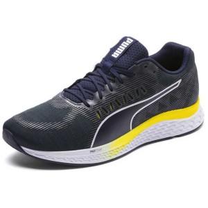 נעליים פומה לגברים PUMA Speed Sutamina - שחור/צהוב
