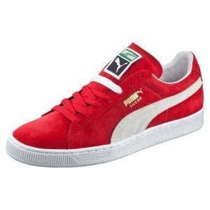 נעליים פומה לגברים PUMA Suede Classic Regal - אדום