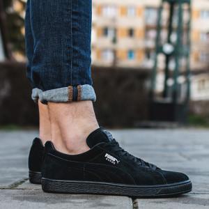 נעליים פומה לגברים PUMA Suede Classic+ - שחור