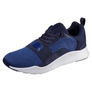 נעליים פומה לגברים PUMA Wired Knit - כחול