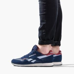 נעליים ריבוק לגברים Reebok Classic Leather - כחול