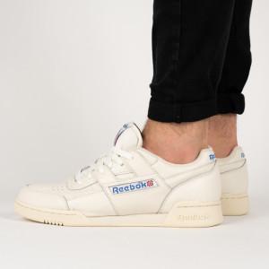 נעליים ריבוק לגברים Reebok Workout Plus 1987 TV - בז'
