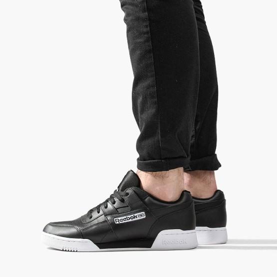 נעליים ריבוק לגברים Reebok Workout - שחור
