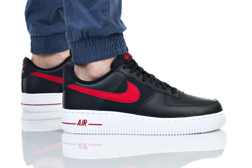 נעליים נייק לגברים Nike AIR FORCE 1_7 LV8_1 - שחור/אדום