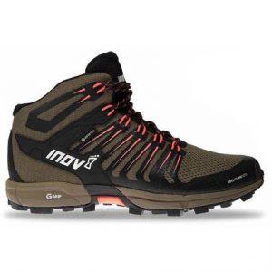 נעלי ריצת שטח אינוב 8 לנשים Inov 8 Roclite 345 GTX - חום