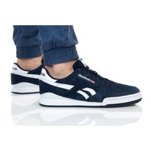 נעליים ריבוק לגברים Reebok PHASE 1 PRO MU - כחול/לבן