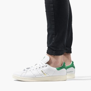 נעליים Adidas Originals לנשים Adidas Originals Stan Smith - לבן/ירוק
