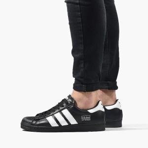 נעליים Adidas Originals לנשים Adidas Originals Superstar 80S - שחור