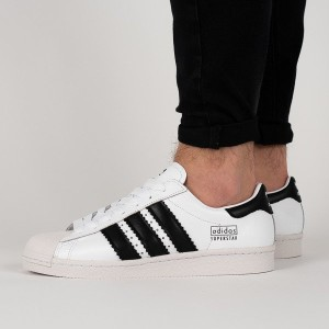 נעליים Adidas Originals לנשים Adidas Originals Superstar 80S - לבן