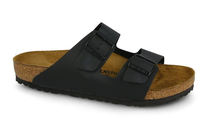 כפכפים בירקנשטוק לנשים Birkenstock Arizona - שחור