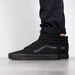 נעליים ואנס לגברים Vans Sk8-Hi Lite - שחור