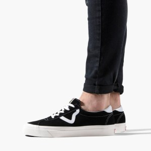 נעלי סניקרס ואנס לגברים Vans Style 73 Dx Anaheim Factory - שחור