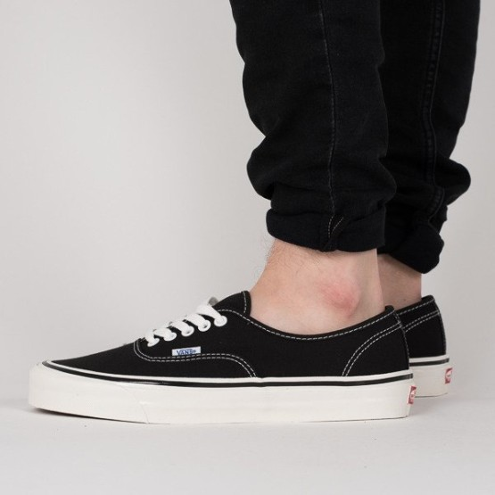 נעלי סניקרס ואנס לגברים Vans UA Authentic 44 DX - שחור