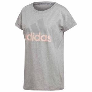 ביגוד אדידס לנשים Adidas Essential Linear - אפור