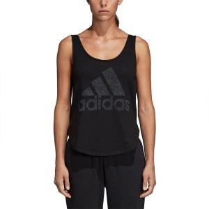 ביגוד אדידס לנשים Adidas ID - שחור