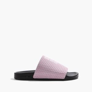 נעליים Adidas Originals לנשים Adidas Originals Adilette Luxe W - ורוד