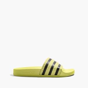 נעליים Adidas Originals לגברים Adidas Originals Adilette - צהוב