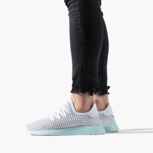 נעליים Adidas Originals לנשים Adidas Originals Deerupt Runner - אפור