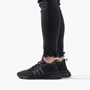 נעליים Adidas Originals לנשים Adidas Originals Equipment Support Mid Adv - שחור