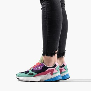 נעליים Adidas Originals לנשים Adidas Originals Falcon W - צבעוני