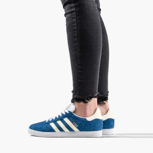 נעליים Adidas Originals לנשים Adidas Originals Gazelle - כחול