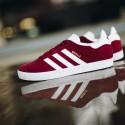 נעליים Adidas Originals לנשים Adidas Originals Gazelle - בורדו