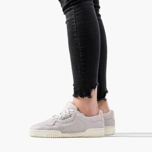 נעליים Adidas Originals לנשים Adidas Originals Powerphase - אפור