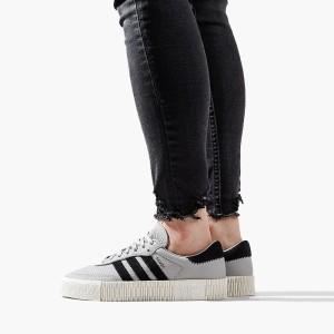 נעליים Adidas Originals לנשים Adidas Originals Sambarose - אפור