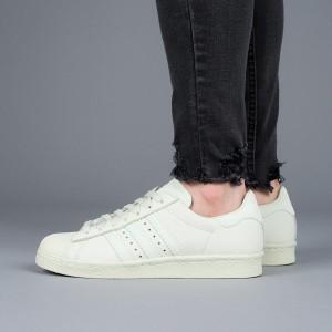 נעליים Adidas Originals לנשים Adidas Originals Superstar 80s - ירוק בהיר