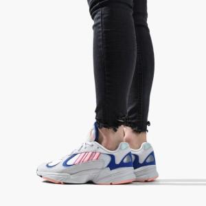 נעליים Adidas Originals לנשים Adidas Originals Yung-1 - אפור
