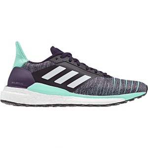 נעליים אדידס לנשים Adidas Solar Glide - שחורטורקיז