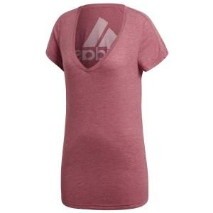 ביגוד אדידס לנשים Adidas Winners - אדום
