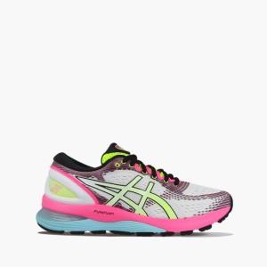 נעליים אסיקס לנשים Asics Gel-Nimbus 21 - לבן