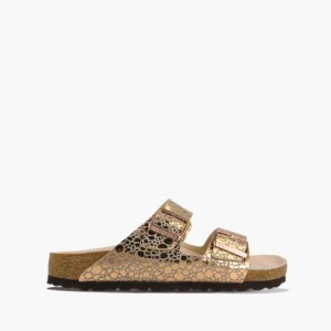 כפכפים בירקנשטוק לנשים Birkenstock Arizona - ברונזה